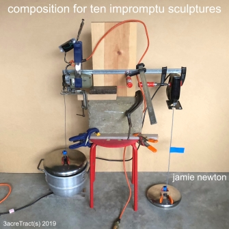 composition for ten impromptu sculptures
